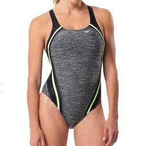 Speedo Quantum Splice Swimsuit